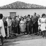 Evento Cívico com autoridades em Campina do Monte Alegre