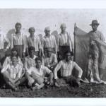 Time de futebol da fazenda